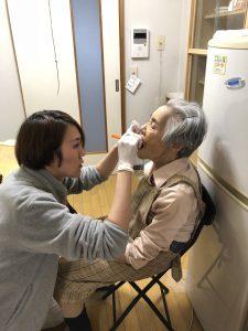 訪問歯科.往診に^_^