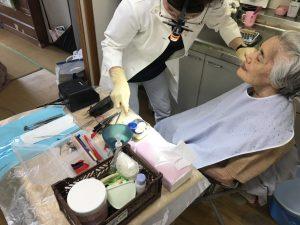 在宅医療.訪問歯科②